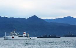 Bế mạc Diễn tập Hải quân đa phương Komodo 2016