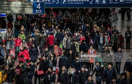 Tết âm lịch tại Trung Quốc qua các con số
