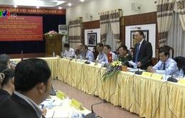 Xây dựng tuyến biên giới Việt Nam - Lào phát triển toàn diện