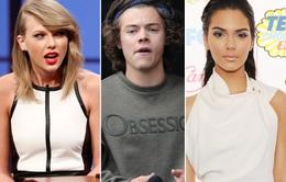 Taylor Swift tức tối vì tình cũ đến với Kendall Jenner