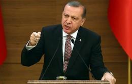 Thổ Nhĩ Kỳ quyết tâm tiêu diệt tận gốc khủng bố