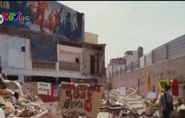 Tây Ban Nha: Khủng hoảng nhà ở tại Barcelona