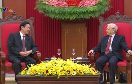 Việt Nam coi trọng quan hệ láng giềng hữu nghị với Trung Quốc
