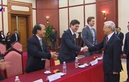 Tổng Bí thư tiếp đại biểu dự Hội thảo quốc tế về Việt Nam học