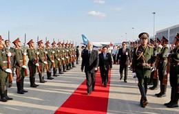 Tổng Bí thư Nguyễn Phú Trọng kết thúc chuyến thăm hữu nghị chính thức Lào