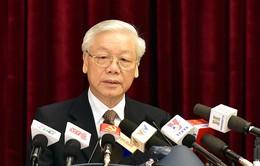 Toàn văn bài phát biểu của Tổng Bí thư khai mạc Hội nghị Trung ương 3
