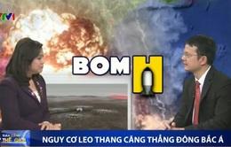 3 giả thuyết lí giải việc Triều Tiên tuyên bố thử thành công bom nhiệt hạch
