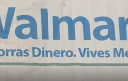 """""""Đại gia"""" Walmart mở rộng mạng lưới dịch vụ tại Mexico"""