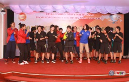 VTV Cup 2016 - Tôn Hoa Sen: Buổi giao lưu ý nghĩa của BTC dành cho các đội bóng