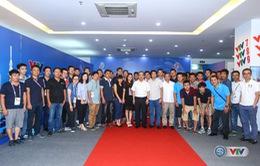 """Thứ trưởng Bộ VHTT & DL Lê Khánh Hải, Trưởng BTC ABG5: """"VTV đã đem đến cho khán giả những hình ảnh đẹp nhất của Đại hội"""""""