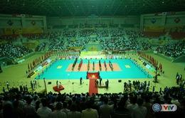 Khai mạc giải bóng chuyền nữ quốc tế VTV Cup 2016 – Tôn Hoa Sen