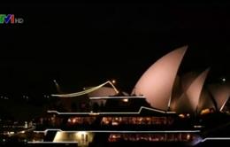 Các công trình nổi tiếng thế giới tắt đèn hưởng ứng Giờ Trái đất 2016