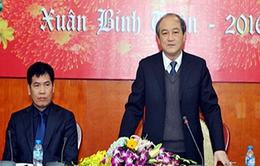 Tổng cục trưởng Tổng cục TDTT chúc Tết các HLV, VĐV thể thao Việt Nam