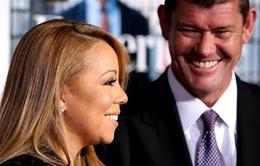 Chia tay nhau, Mariah Carey và hôn phu tái hợp với tình cũ