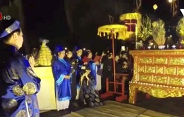 Lễ tế đàn Nam Giao mở màn Festival Huế 2016