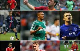 Những cầu thủ tuổi teen đắt giá nhất lịch sử bóng đá thế giới
