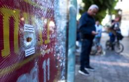 Israel truy lùng thủ phạm xả súng khiến 10 người thương vong