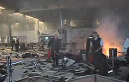 Bộ trưởng Nội vụ và Tư pháp Bỉ xin từ chức sau loạt khủng bố