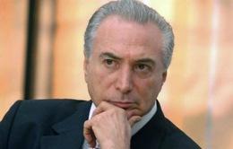 Brazil: Khủng hoảng chính trị tiếp diễn