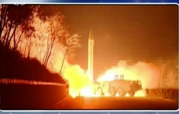 Triều Tiên có thể lắp đầu đạn hạt nhân vào tên lửa đạn đạo mới