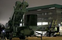 Nhật Bản chuẩn bị ứng phó khả năng Triều Tiên phóng tên lửa đạn đạo