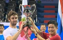 Tay vợt Jordan Thompson giành chức vô địch giải Vietnam Open 2016