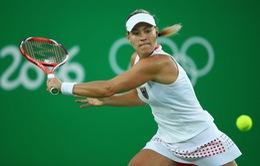 Olympic Rio 2016: Kerber giành quyền vào chung kết quần vợt đơn nữ