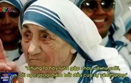 Những câu nói ấn tượng của Mẹ Teresa