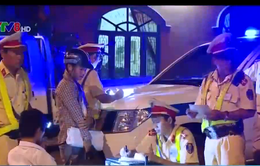Quảng Bình: Thí điểm sử dụng máy kiểm tra chất ma túy với các lái xe