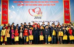 """Tây Ninh: Tổ chức """"Tết sum vầy 2016"""" cho người lao động nghèo"""