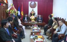 Đà Nẵng chúc Tết Bunpimay Tổng Lãnh sự Lào