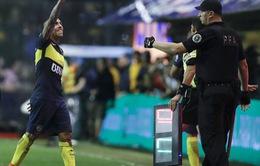 Tevez tạm biệt Boca, sang Trung Quốc nhận lương cao nhất thế giới