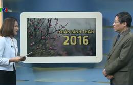 Cả nước sẽ đón Tết Nguyên đán Bính Thân 2016 trong tiết trời ấm áp