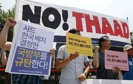 Hàn Quốc: Biểu tình phản đối việc lắp đặt hệ thống phòng thủ tên lửa THAAD