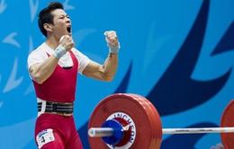 Đường đến Olympic Rio 2016 của các nam lực sĩ cử tạ Thạch Kim Tuấn, Trần Lê Quốc Toàn, Hoàng Tấn Tài
