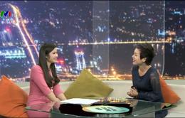 Hành trình thiện nguyện của ca sỹ Thái Thùy Linh