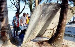 Malaysia, Thái Lan điều tra mảnh vỡ nghi của máy bay MH370