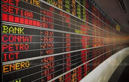 Thị trường chứng khoán Thái Lan tiếp tục tụt dốc