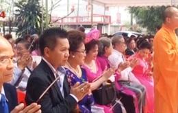 Kiều bào tại Thái Lan tri ân các liệt sĩ Gạc Ma