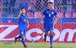 VIDEO: Chanathip Songkrasin ghi bàn thắng đầu tiên tại AFF Cup 2016