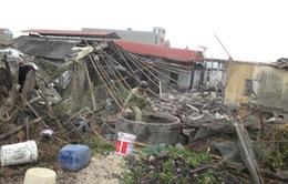 Nổ lò hơi tại Thái Bình, 4 người tử vong
