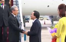 Lãnh đạo Myanmar, Campuchia và Thái Lan đã tới Việt Nam chuẩn bị cho các Hội nghị Cấp cao