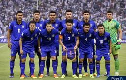 Nhìn lại thành tích bán kết AFF Cup của ĐT Thái Lan