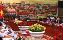Thủ tướng: Hải Phòng cần đồng cam cộng khổ với Trung ương để trả nợ công