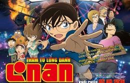 Thám tử lừng danh Conan lần đầu hội ngộ khán giả Việt trên màn ảnh lớn