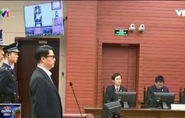Trung Quốc: Kết án cựu Bí thư Thành ủy Nam Kinh vì tội tham nhũng