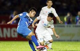 VIDEO, Than Quảng Ninh 4-4 Hà Nội T&T: Rượt đuổi bàn thắng ngoạn mục!