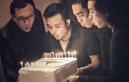 Nhóm nhạc Bức Tường ra MV Tháng 12 mừng sinh nhật Trần Lập
