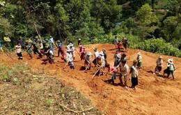 Thanh Hóa: Di dời khẩn cấp một điểm trường do mưa lũ