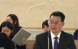 Việt Nam khẳng định coi trọng giáo dục về quyền con người